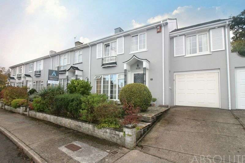 3 Bedrooms Semi Detached House for sale in Ansteys Close, Wellswood, Torquay