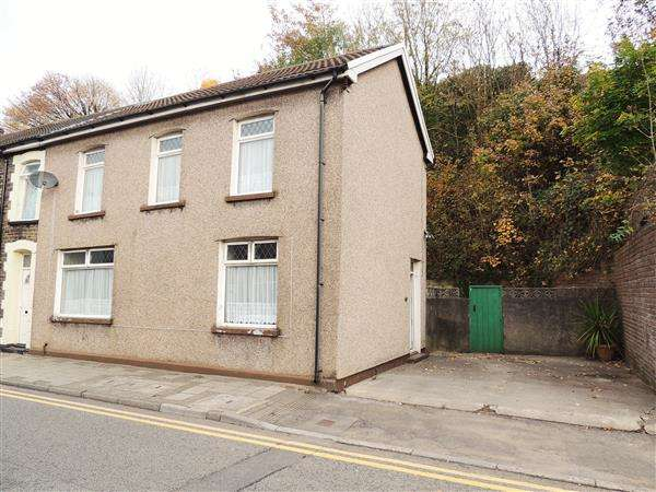 3 Bedrooms Terraced House for sale in North Road, Porth, Porth