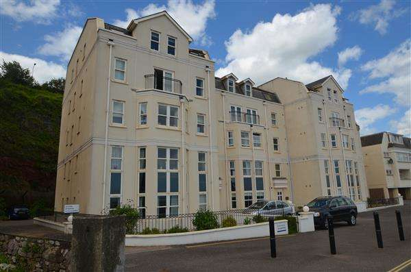 2 Bedrooms Apartment Flat for sale in Great Cliff, Marine Parade, Dawlish