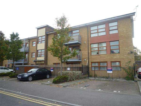 1 Bedroom Apartment Flat for sale in St Ann's, Barking