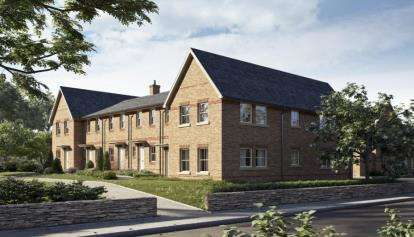 3 Bedrooms House for sale in Kings Park, Old Hospital Site, Kings End, Bicester
