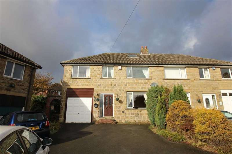 4 Bedrooms Property for sale in Briar Avenue, Meltham, Huddersfield