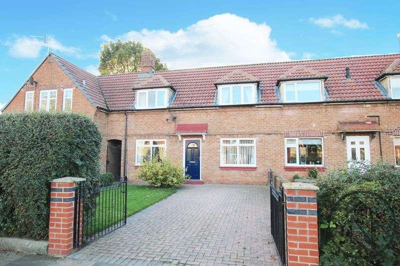 3 Bedrooms Terraced House for sale in Crawford Road, Newton Aycliffe