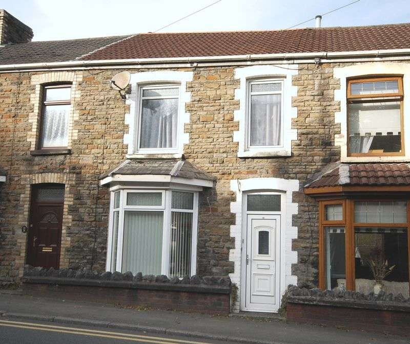 3 Bedrooms Terraced House for sale in 29 Old Road, Neath, SA11 2BT