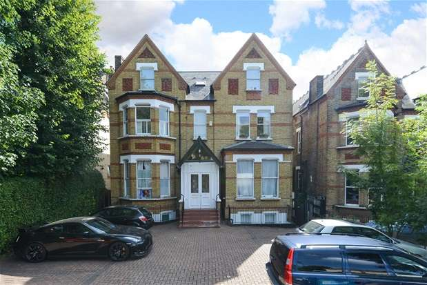 2 Bedrooms Flat for sale in Lawrie Park Road, Sydenham