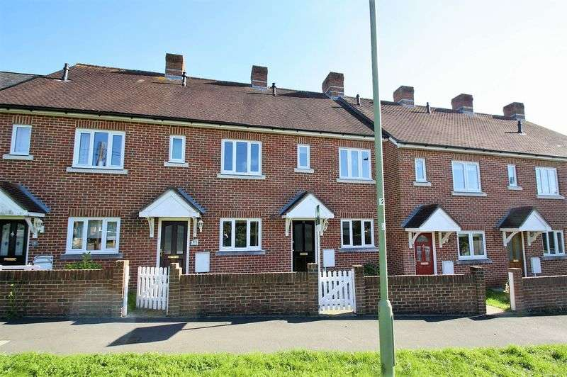3 Bedrooms House for sale in Tangier Lane Bishops Waltham