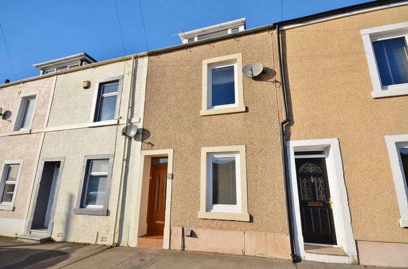 3 Bedrooms Terraced House for sale in Trumpet Road, Cleator