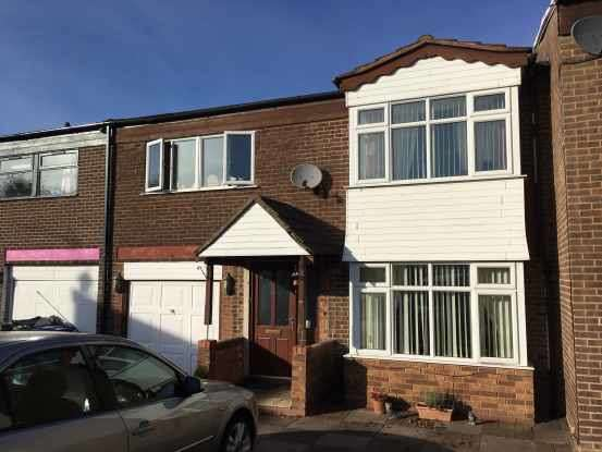 2 Bedrooms Terraced House for sale in Hallway Drive, Coventry, West Midlands, CV7 9JQ