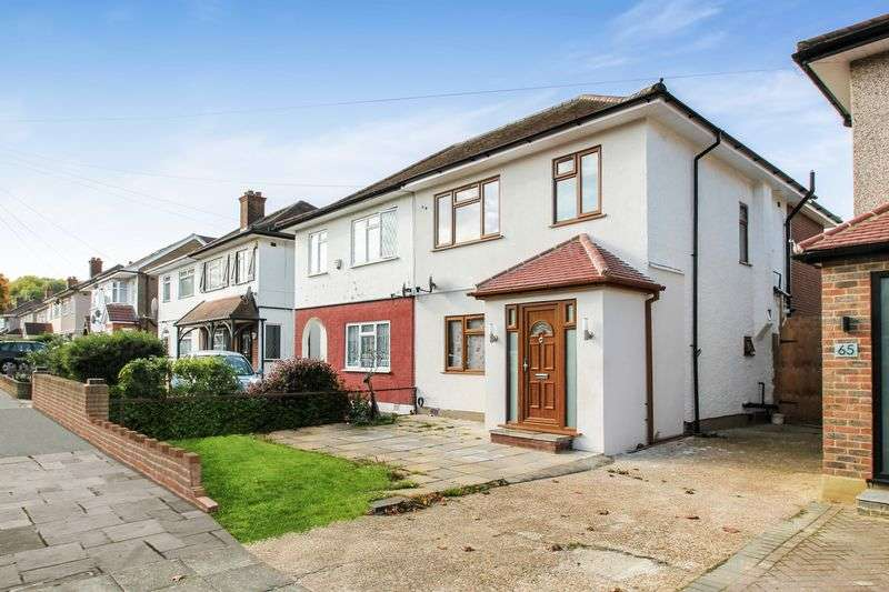 4 Bedrooms Semi Detached House for sale in Hayes