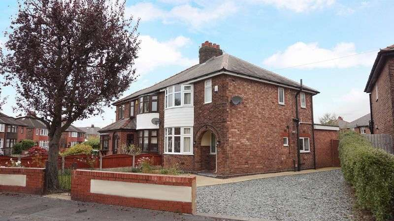 3 Bedrooms Maisonette Flat for sale in Bruche Drive, Warrington