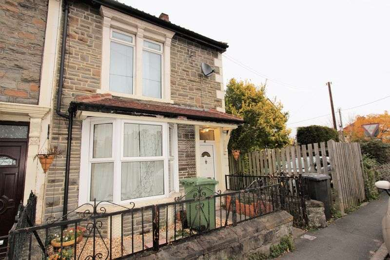 2 Bedrooms Terraced House for sale in Church Road, Hanham