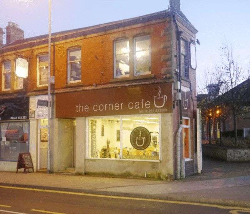 Property for sale in The Corner Cafe, 59 Front Street, Prudhoe