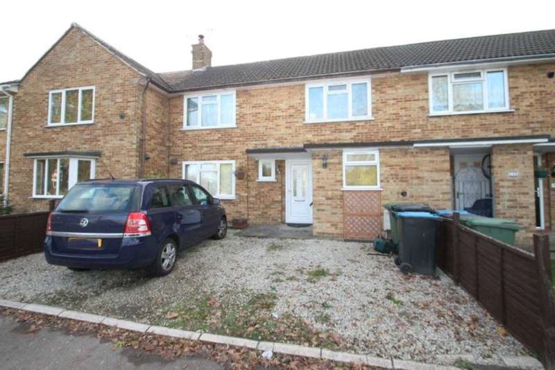 2 Bedrooms Terraced House for sale in Adeyfield, Hemel Hempstead