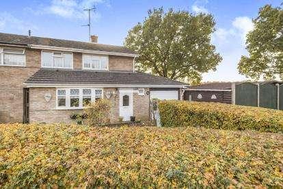 3 Bedrooms End Of Terrace House for sale in Brunel Road, Stevenage, Hertfordshire, England