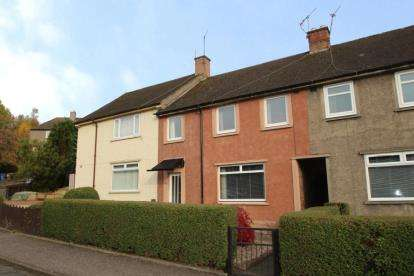 3 Bedrooms Terraced House for sale in Park Crescent, Sauchie