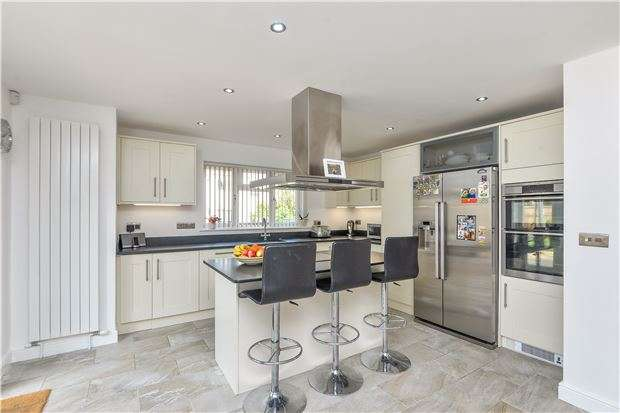 4 Bedrooms Semi Detached House for sale in Burdell Avenue, Headington, OXFORD, OX3 8EE