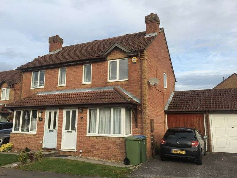 2 Bedrooms Semi Detached House for sale in Churchill Close, Titchfield Common