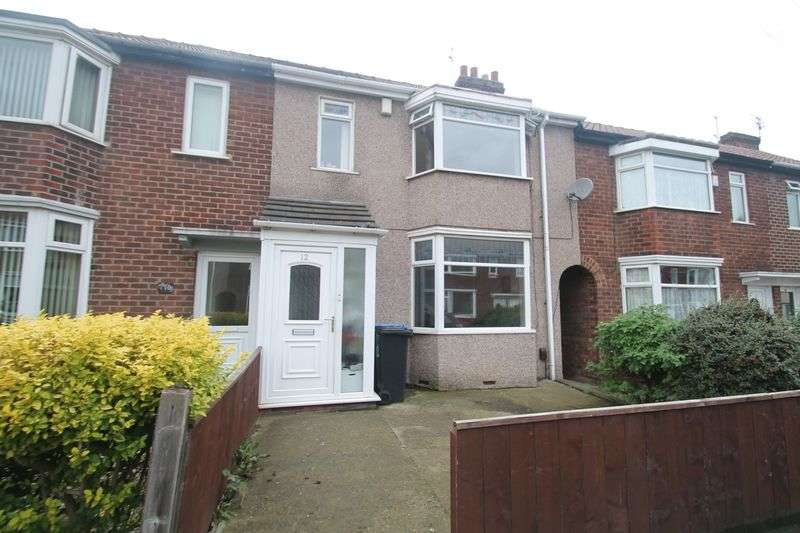 3 Bedrooms Terraced House for sale in Endsleigh Drive, Acklam