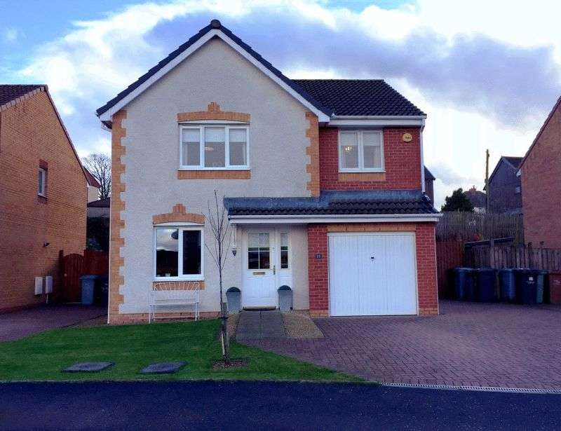4 Bedrooms Detached House for sale in Macleod Crescent, Airdrie