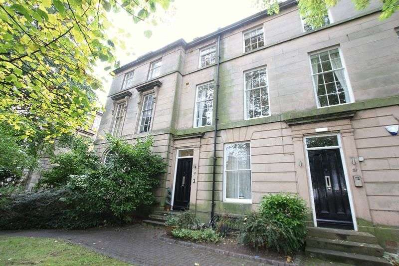 2 Bedrooms Flat for sale in Devonshire Road, Oxton, Wirral