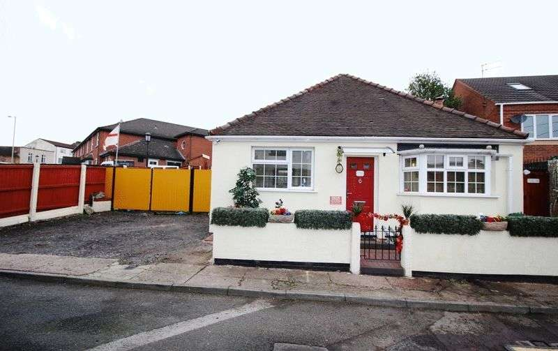 2 Bedrooms Detached Bungalow for sale in The Belper, Dudley