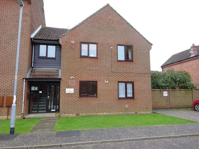 2 Bedrooms Flat for sale in John Stephenson Court, Norwich