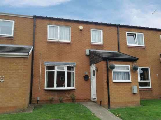3 Bedrooms Terraced House for sale in Shaw Gardens, Stafford, Staffordshire, ST17 9SG