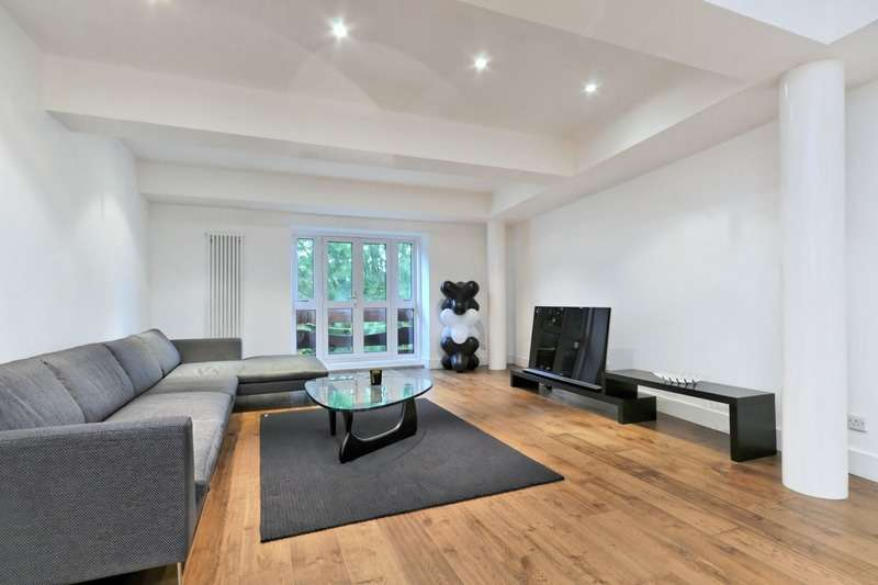 2 Bedrooms Flat for sale in Wapping High Street, Wapping, London, E1W