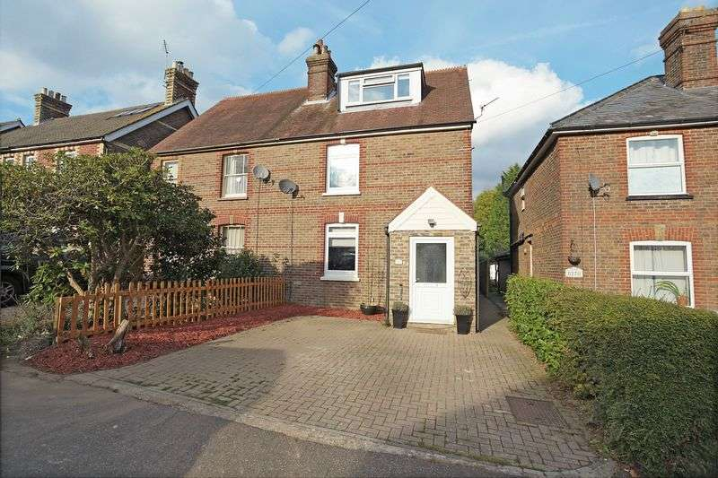 5 Bedrooms Semi Detached House for sale in West Beeches Road, Crowborough, East Sussex