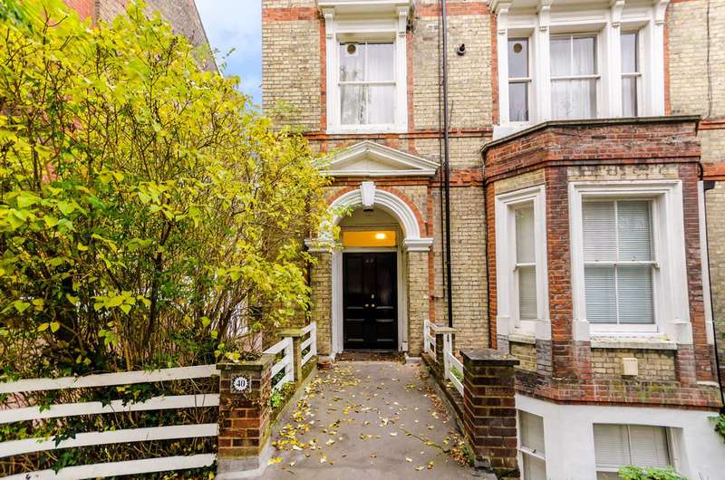 1 Bedroom Flat for sale in Victoria Crescent, Gipsy Hill, SE19
