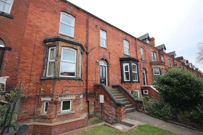 9 Bedrooms Terraced House for rent in Regent Park Terrace, Hyde Park, LEEDS