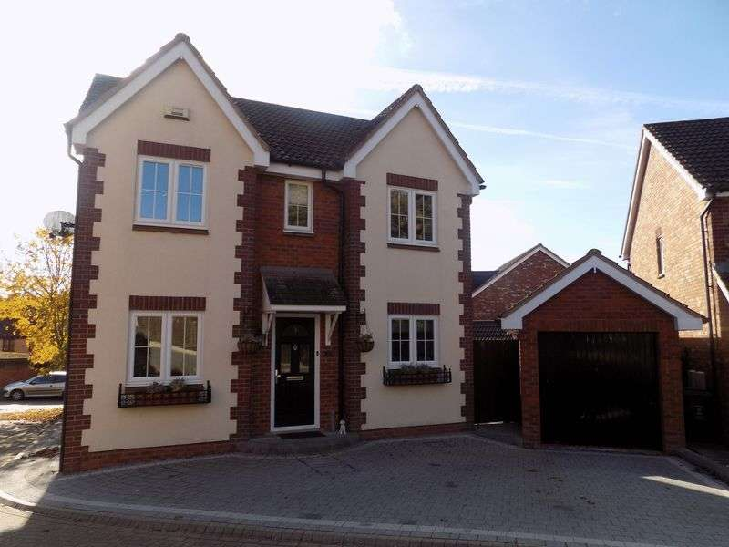 4 Bedrooms Detached House for sale in Landor Road, Swindon