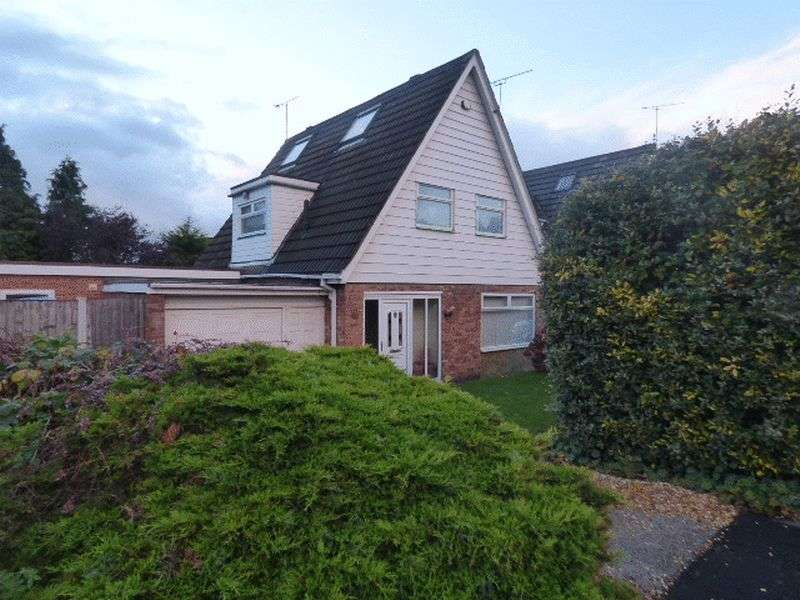 4 Bedrooms Detached House for sale in East Meade, Liverpool