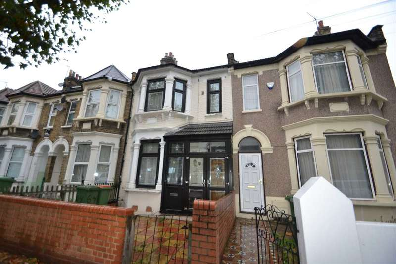 4 Bedrooms Terraced House for sale in Harold Road, Upton Park, London