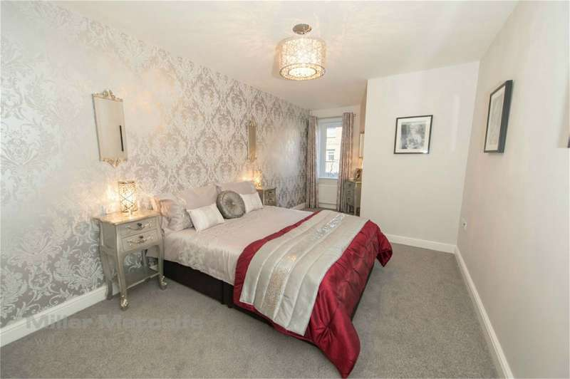 1 Bedroom Flat for sale in Rutherford Drive, Westhougton, Bolton, Lancashire