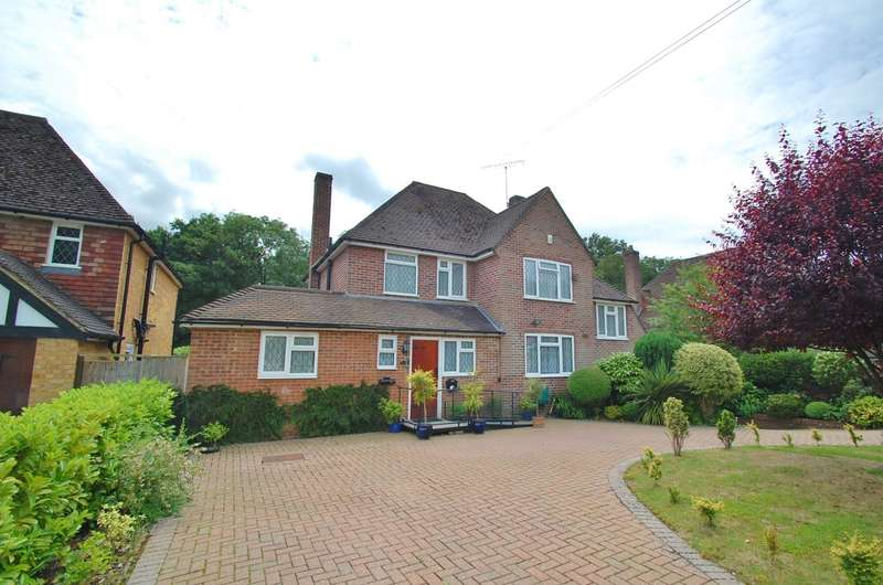 4 Bedrooms Detached House for sale in Howards Wood Drive, Gerrards Cross, SL9