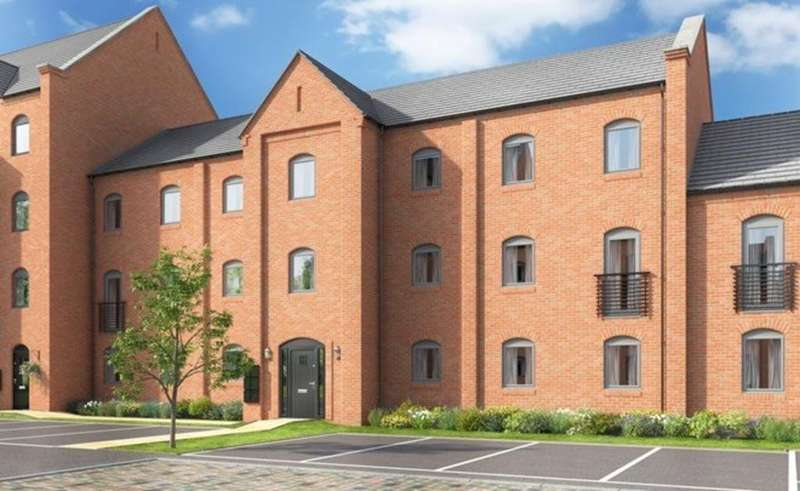 2 Bedrooms Flat for sale in 'The Camden' at Waters Edge, Argyle Close, Wordsley, DY8