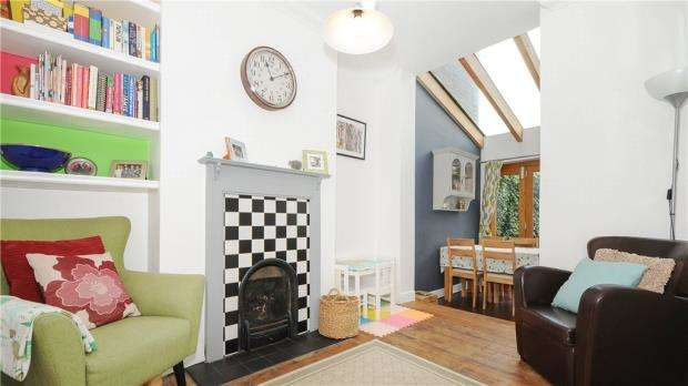 4 Bedrooms End Of Terrace House for sale in Dedworth Road, Windsor, Berkshire