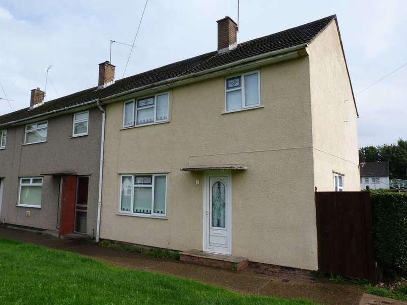 3 Bedrooms End Of Terrace House for sale in John Field Walk, Ringland, Newport