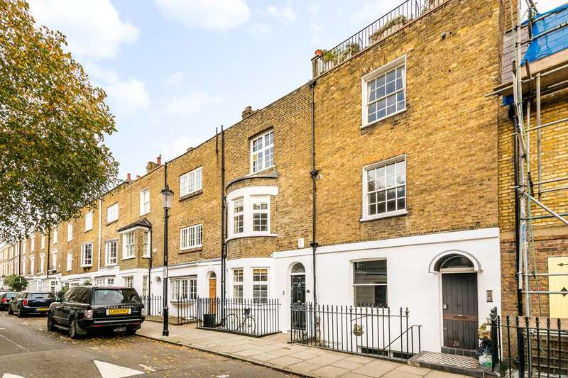 1 Bedroom Flat for sale in Campden Street, Notting Hill, W8