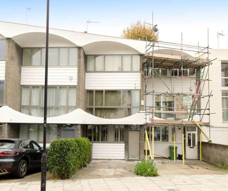 3 Bedrooms House for sale in Albert Street, Camden Town, NW1