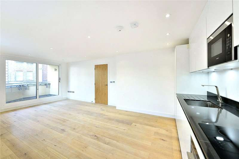 2 Bedrooms Flat for sale in Cavell Street, London, E1