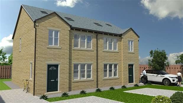 5 Bedrooms Semi Detached House for sale in Clarence Street, Colne