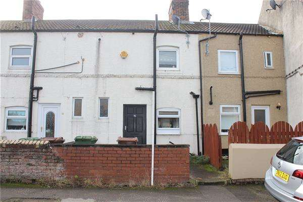 1 Bedroom Terraced House for sale in Sunny Bank, Knottingley