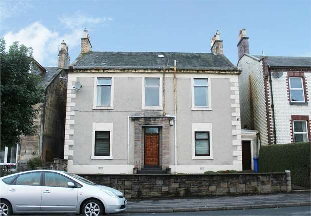 2 Bedrooms Flat for sale in 35 North Hamilton Street, Kilmarnock, East Ayrshire