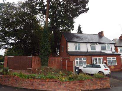 6 Bedrooms Detached House for sale in Warwick Road, Acocks Green, Birmingham, West Midlands
