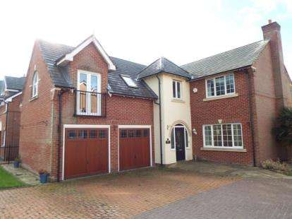 5 Bedrooms House for sale in Carrwood Way, Walton-le-Dale, Preston