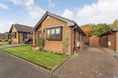 3 Bedrooms Bungalow for sale in Robert Templeton Drive, Cambuslang