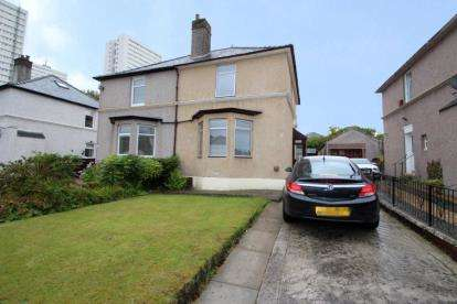 3 Bedrooms Semi Detached House for sale in Strowan Street, Sandyhills, Glasgow