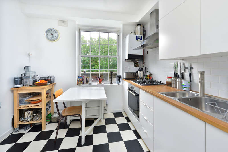 4 Bedrooms Flat for sale in Ferdinand Street, NW1 8EX